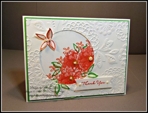 Pals Paper Crafting Card Ideas What I Love Mary Fish Stampin Pretty StampinUp