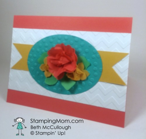Pals Paper Crafting Card Ideas Beth M Mary Fish Stampin Pretty StampinUp