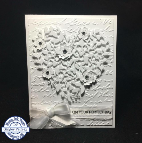 Pals Paper Crafting Card Ideas Bloomin Love Mary Fish Stampin Pretty StampinUp