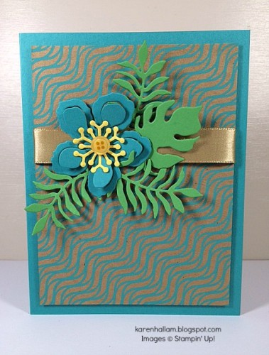 Pals Paper Crafting Card Ideas Botanical Builder Mary Fish Stampin Pretty StampinUp
