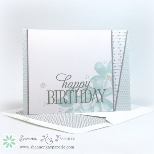 Pals Paper Crafting Card Ideas Happy Birthday Everyone Mary Fish Stampin Pretty StampinUp