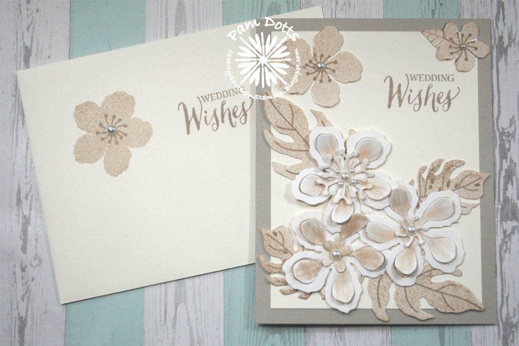 Wedding Card Ideas To Make Part - 19: Pals Paper Crafting Card Ideas Botanical Blooms Mary Fish Stampin Pretty  StampinUp