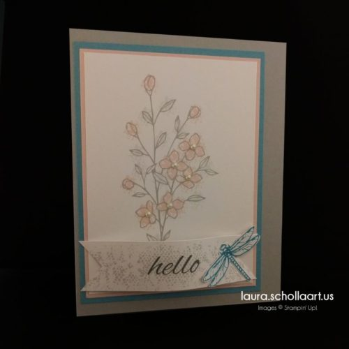 Pals Paper Crafting Card Ideas Laura Schollaart Mary Fish Stampin Pretty StampinUp