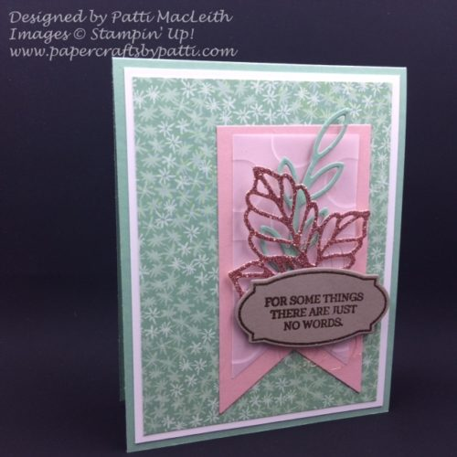 Pals Paper Crafting Card Ideas Patti MacLeith Mary Fish Stampin Pretty StampinUp