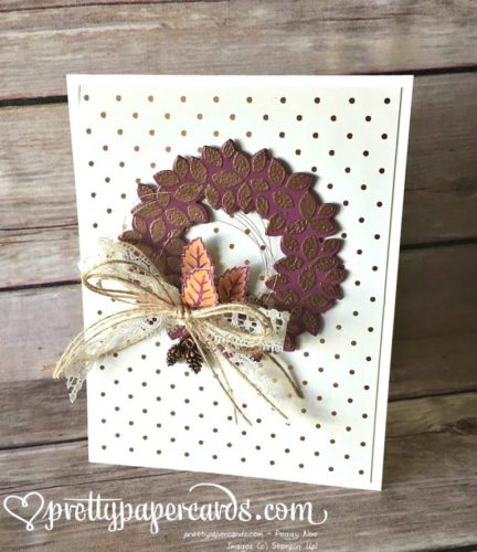 Pals Paper Crafting Card Ideas Peggy Noe Mary Fish Stampin Pretty StampinUp