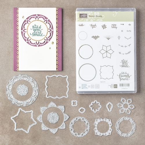 Eastern Beauty Bundle #145308 - Images © Stampin' Up!